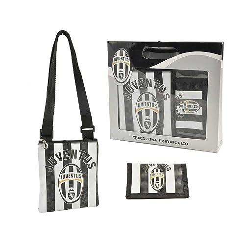 economico per lo sconto d1722 6f884 Tracolla e Portafoglio Juventus: Amazon.it: Scarpe e borse