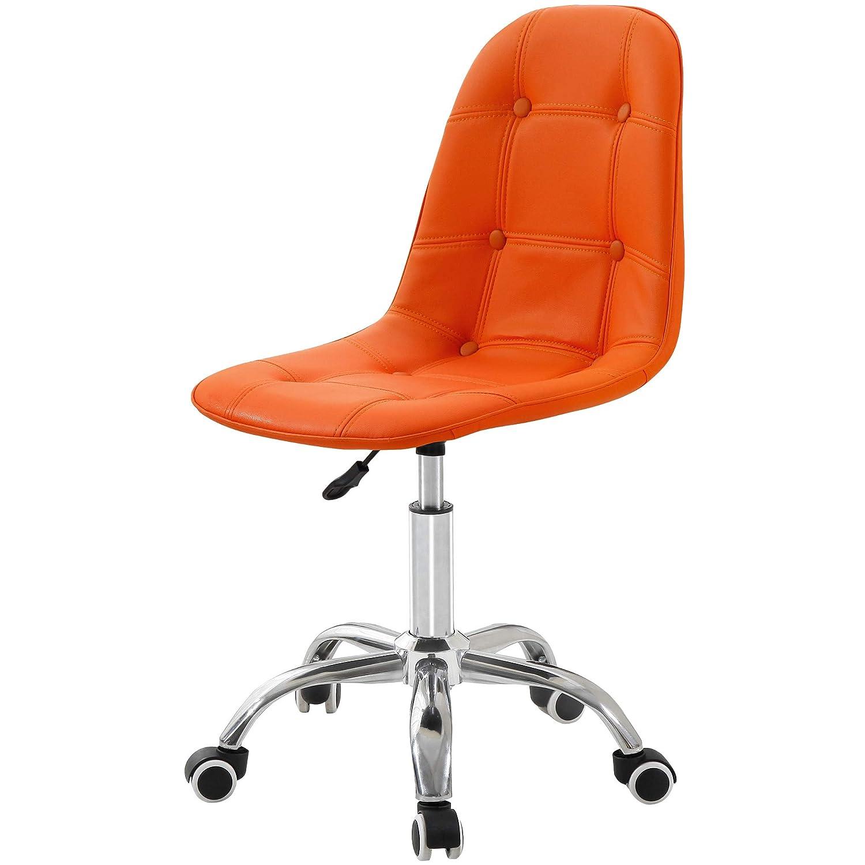 Charles Jacobs silla de oficina giratoria acolchada con ...
