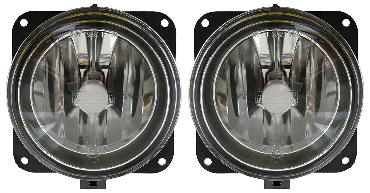 Mazda Tribute Replacement Fog Light Assembly 1 Pair 02 Silverado Wiring Diagram Free Picture Automotive