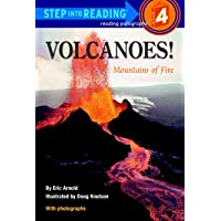 VOLCANOES: Mountains of Fire (Step into Reading: Step