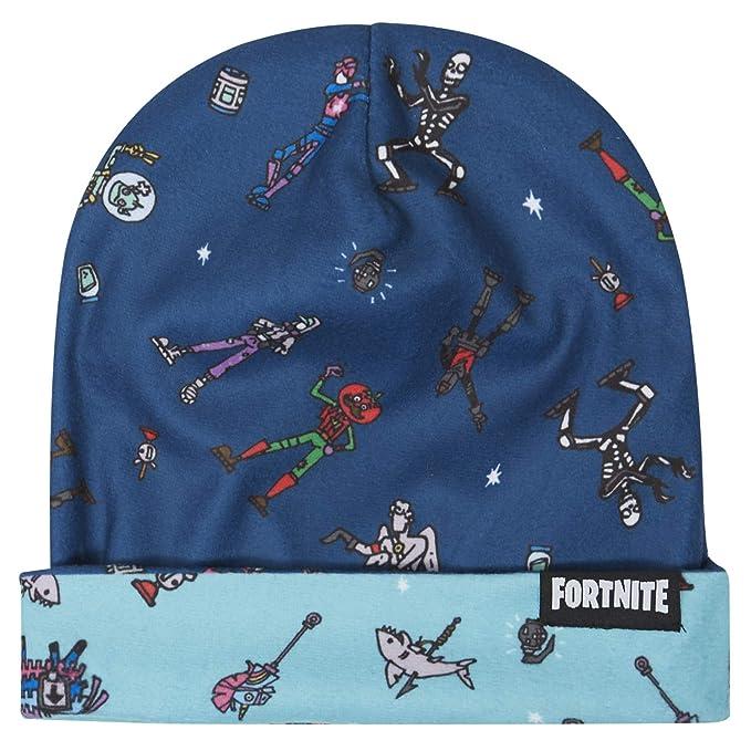 Amazon.com: Fortnite Video Game Beanie Hat - Gorro de ...