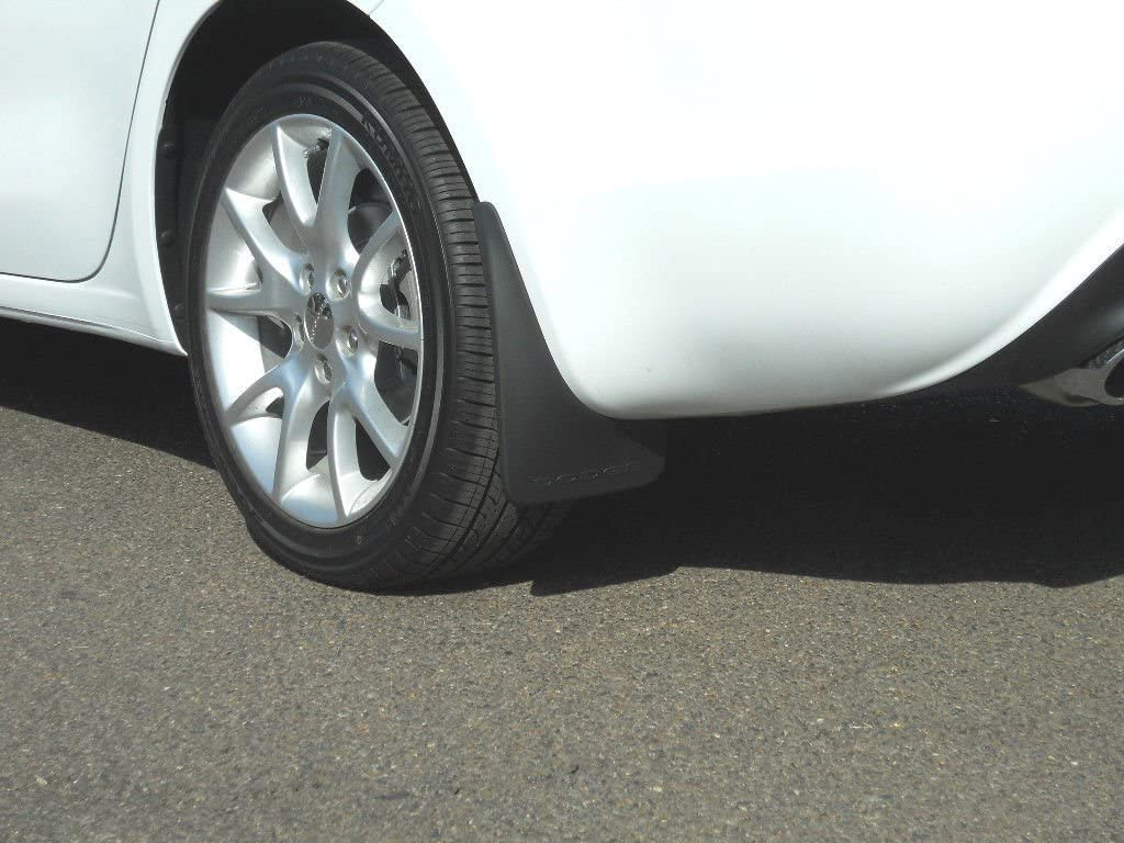 Renault Universal Car Mudflaps Front Rear Fluence Clio Mud Flap Guard Plain