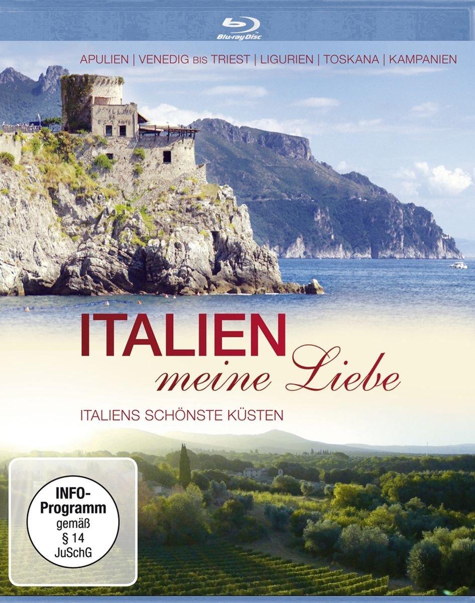 Italien, meine Liebe - Italiens schönste Küsten Blu-ray: Amazon.de ...