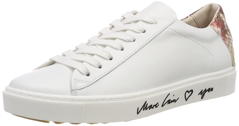 Blanc Blanc (blanc 100) MARC CAIN KB SH.57 L37, paniers Femme