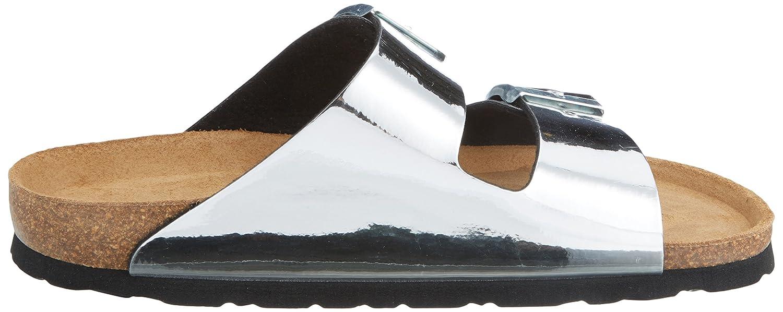 Rohde Damen Alba 5634 EU 37 EU 5634 (4 UK) Braun Silber (Silber) aa6f7a