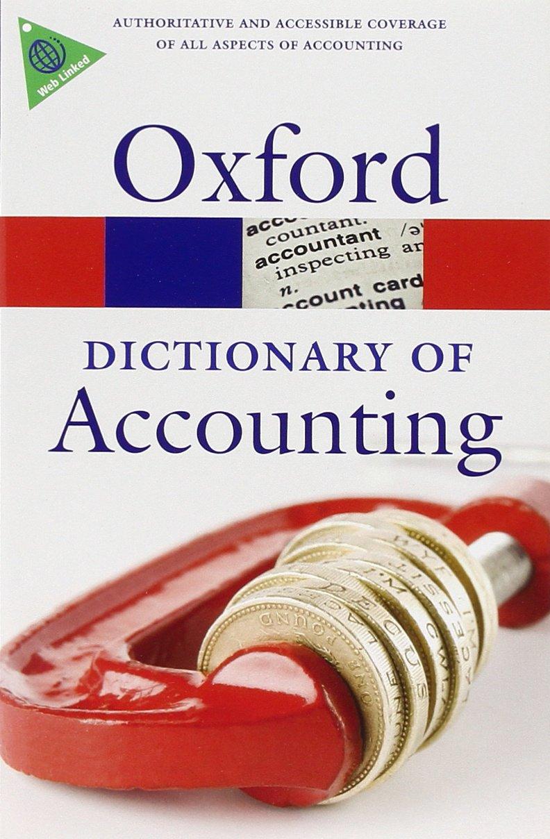 buy a dictionary of accounting oxford quick reference book online rh amazon  in accounting dictionary online accounting ...
