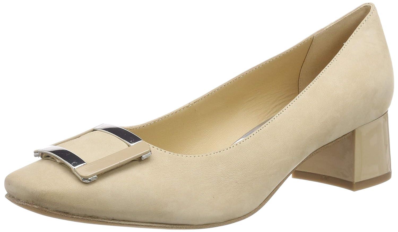 Beige Beige Beige (Beige Nubuc 401) CAPRICE Damen Elodie Pumps  Luxusmarke