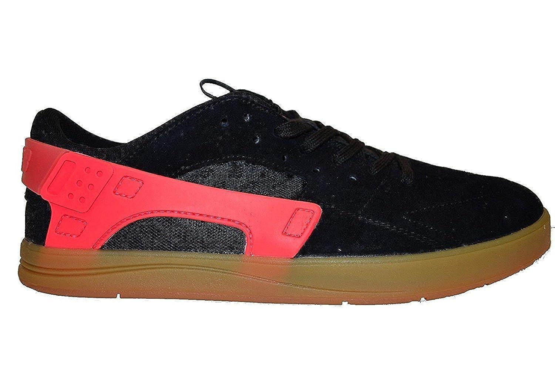 the latest b7e1b b97a2 Nike eric koston huarache mens trainers sneakers shoes us black hot lava  gum light brown shoes