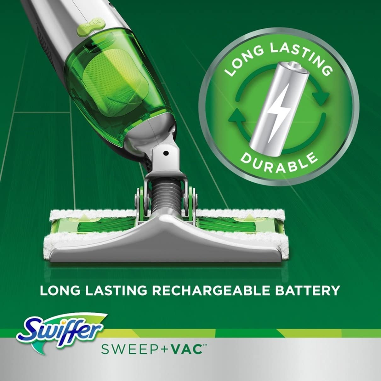 Swiffer Sweep and Vac