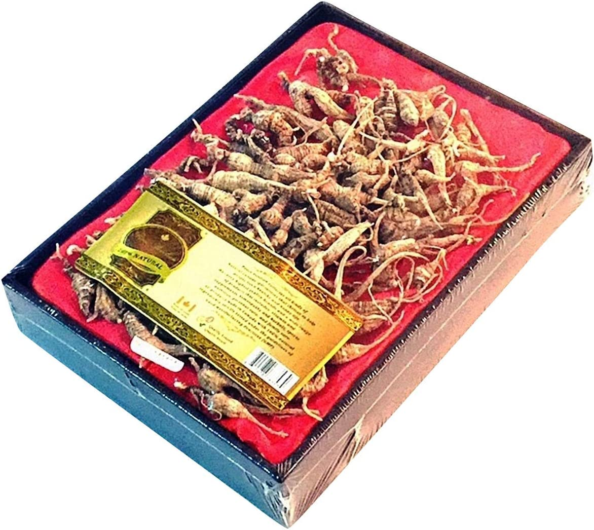 Peace Pavilion Over 20 Years Pure-Wild Ginseng 100g
