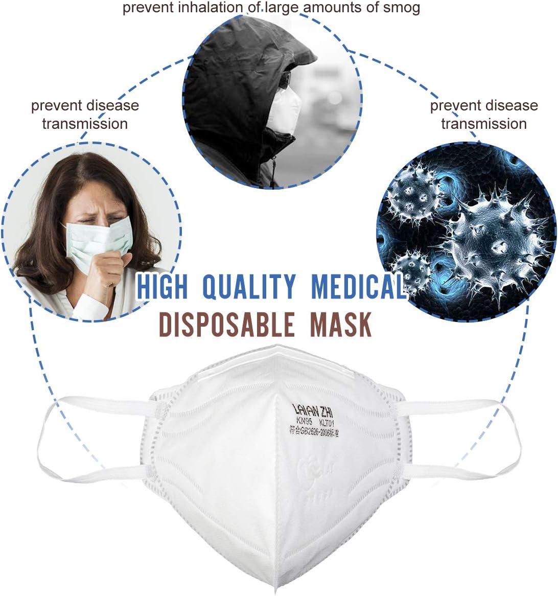 Uten K#N##9#5 Disposable 3 Layer Dustproof Protection