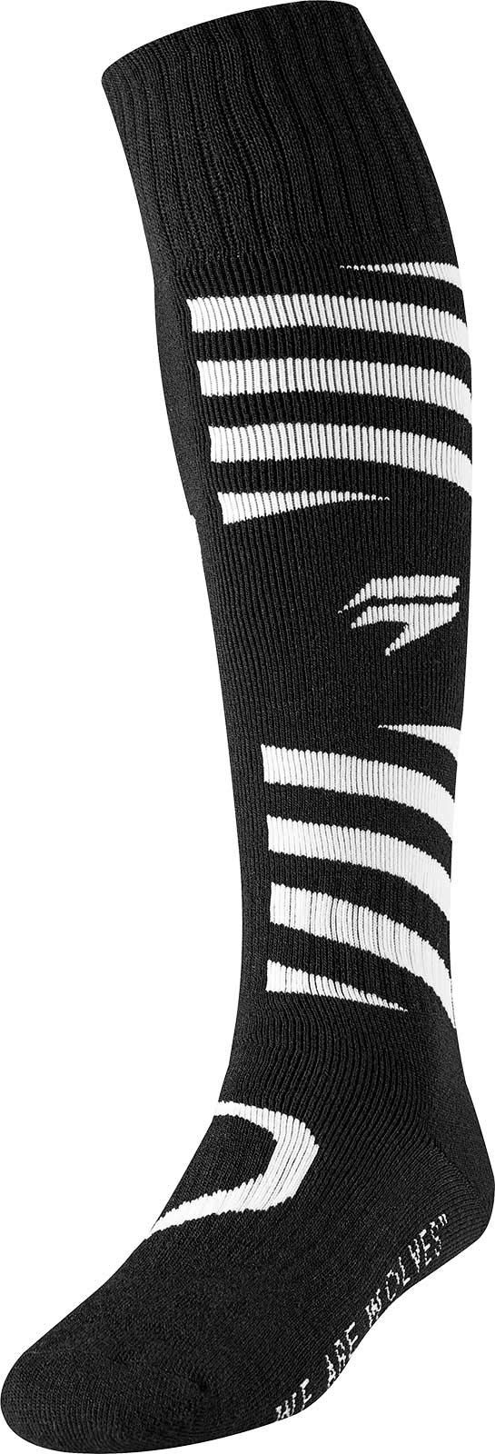 Shift White Label Muse Socks-Black-L/XL by Shift