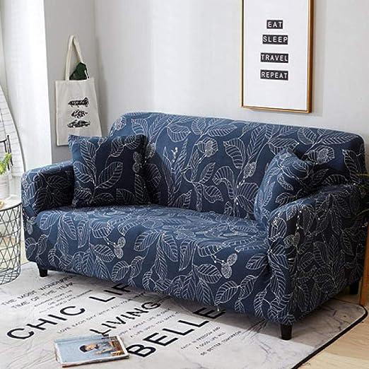 Fundas Sofa Ajustables Impresión En Color Funda De Sofá ...
