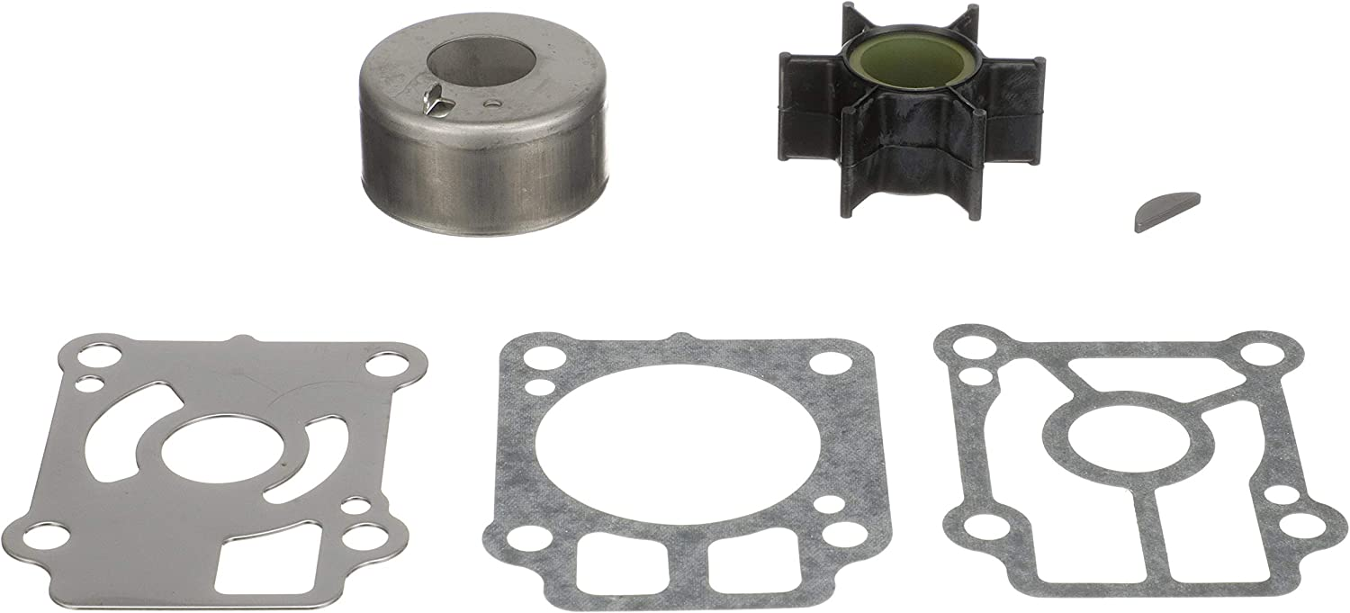 Quicksilver Water Pump Repair Kit 853792A07 - Outboards - for Mercury or Mariner 25 HP Through 30 HP 4-Stroke Outboards