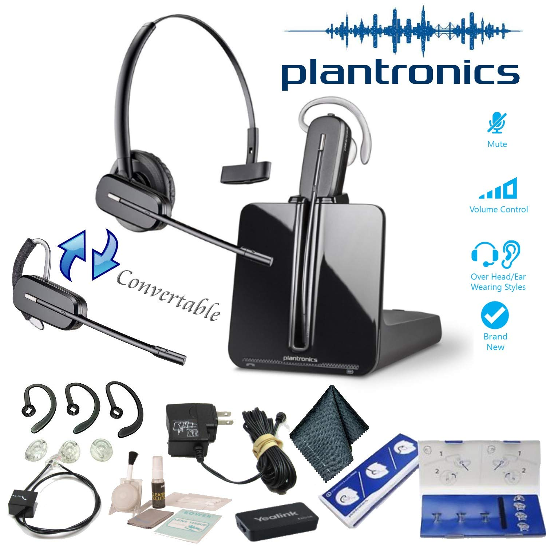 Plantronics CS540 Wireless Headset System Bundle (Standard Bundle)