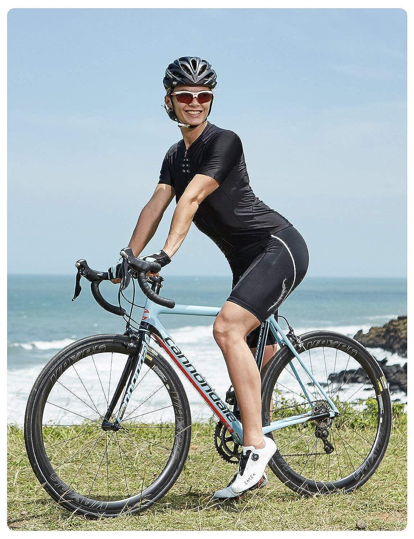 RION Cycling Womens Bike Shorts Padded Tights Bicycle Pants