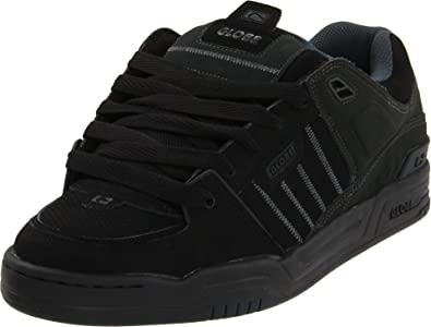 new style 8565d 55ef4 Details about Scarpe Skate Globe FUSION Black Night 41 42 43 44 45 46