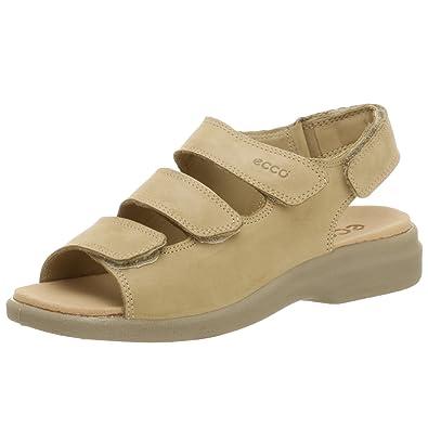 1344f8424ea9 ECCO Women s Delight 3 Strap Sandal
