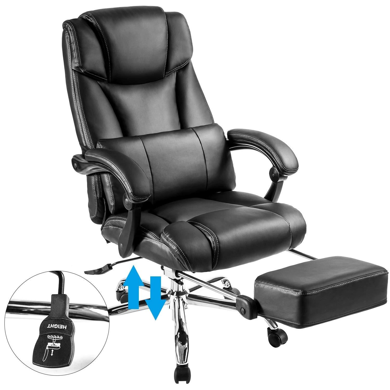 Amazon.com: Lujosa silla Merax Technical de gran altura de ...