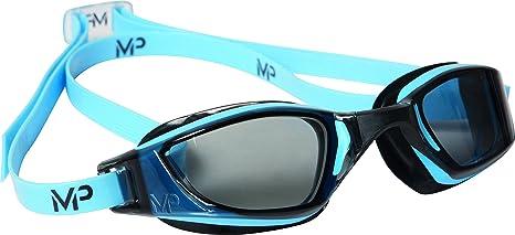 e71300779d68 MP Michael Phelps Xceed, occhialini da Nuoto, Unisex, Xceed, Blue/Black