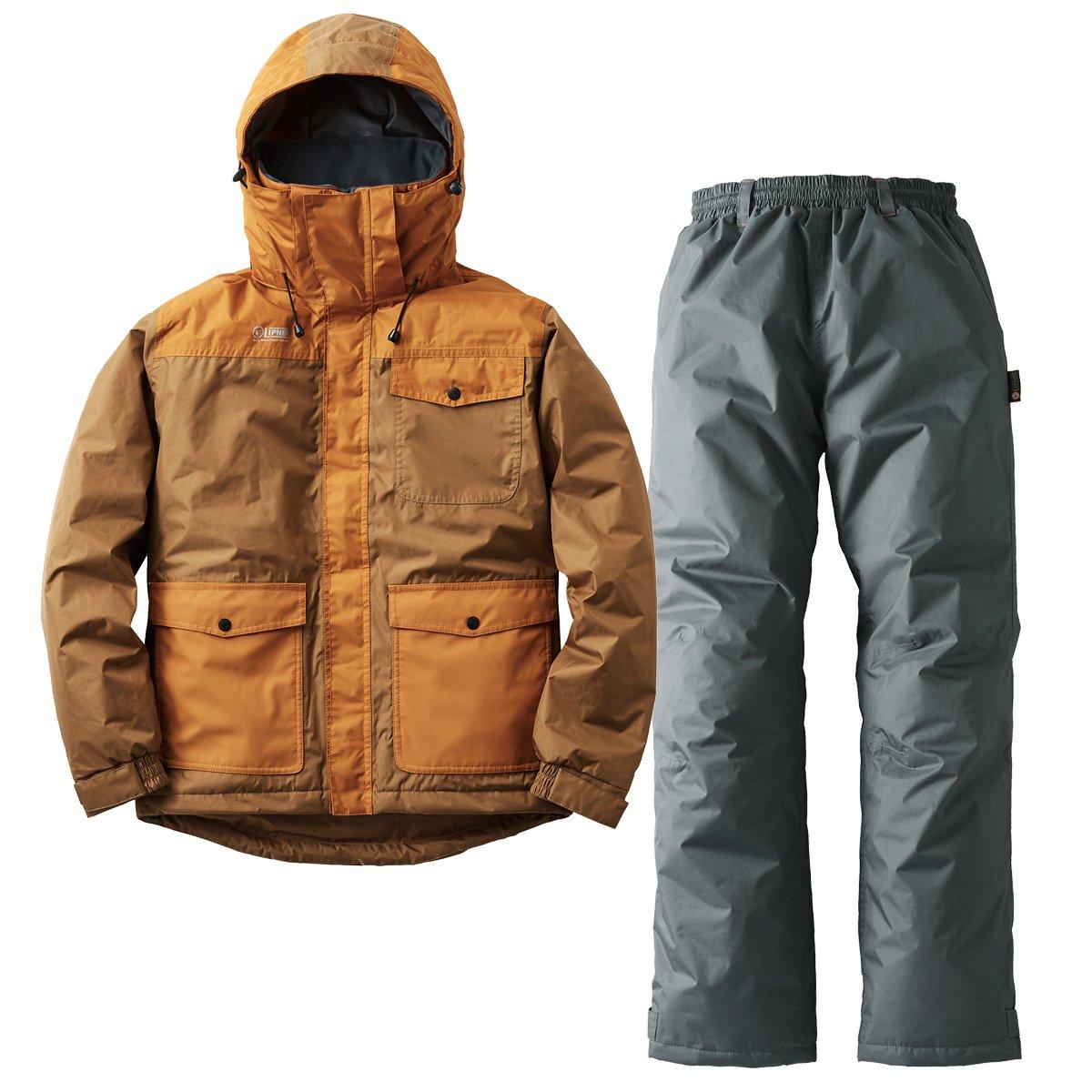 ロゴス(LOGOS) リプナー 汚れに強い防水防寒スーツ カーター