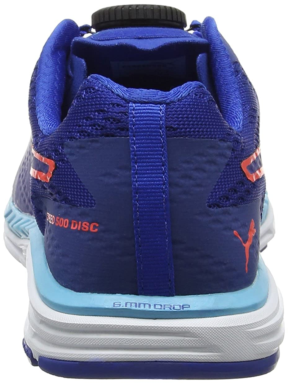 Puma Unisex s Speed 500 Ignite Disc 2 Blue Running Shoes-11 UK India (46  EU) (19035103)  Buy Online at Low Prices in India - Amazon.in 7e4d4bd69