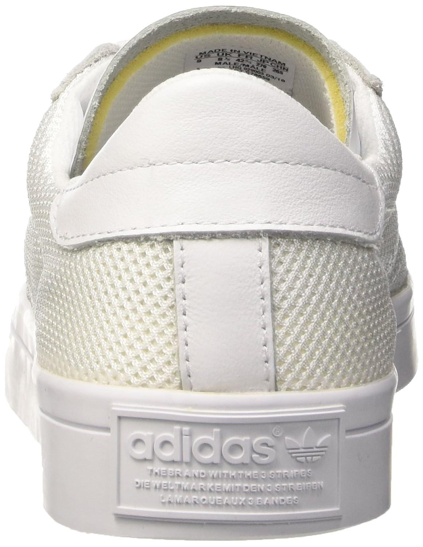 super cute 0ff08 4cda4 adidas Herren Courtvantage S76659 Basketballschuhe, Bianco Amazon.de  Schuhe  Handtaschen