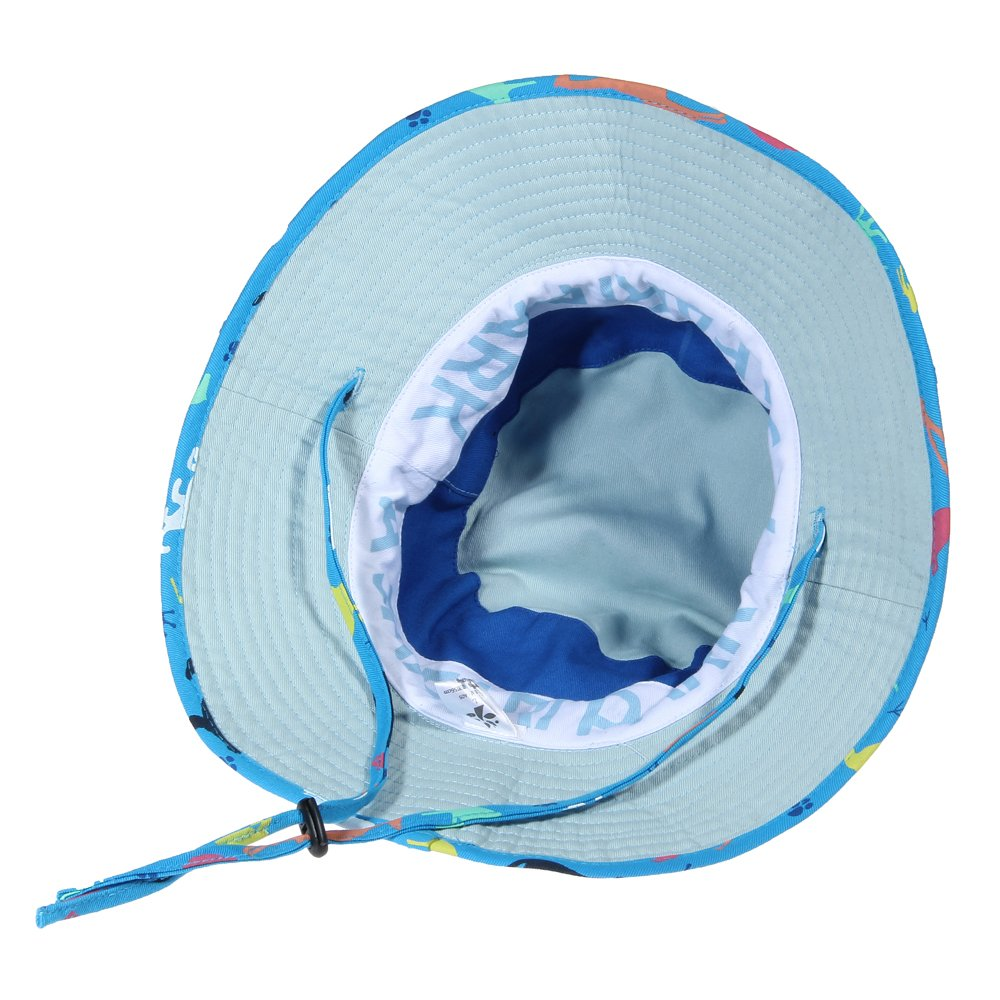 Estamico unisex bambino traspirante protezione solare 50/ UPF regolabile secchio tappo bambini estate spiaggia cappello rosa Pink M//2-7 Years