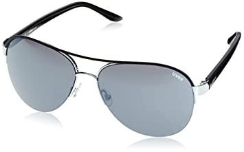 Uvex Sportsonnenbrille Lgl 25, Black Mat, One Size, 5309432216