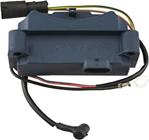(Compatible With Evinrude Johnson) Outboard CDI Power Pack Many 1996-2001 9.9 & 15 HP 4-Stoke