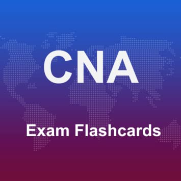 Amazon.com: Certified Nursing Assistant CNA Exam Flashcards 2017 ...