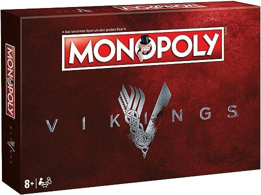 Monopoly Vikings: Amazon.es: Libros en idiomas extranjeros
