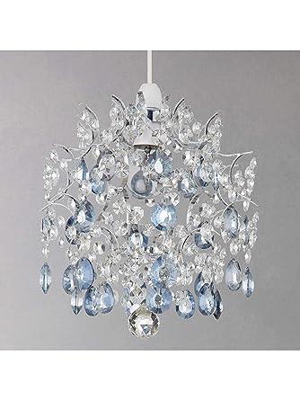 Lámpara de techo de cristal de cristal barroco Saint MOSSI ...