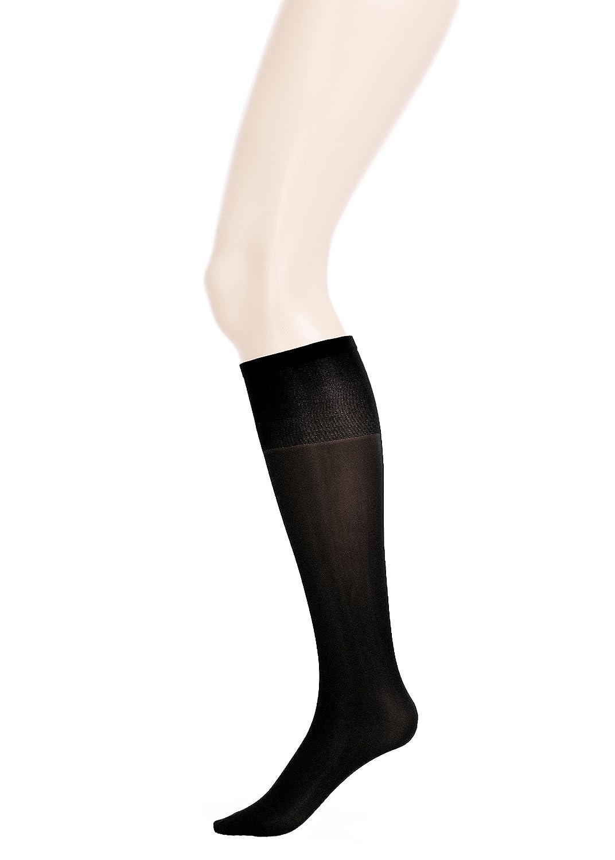 2f52c0ccff1 GLAMORY Women s s Fit 20 Extraweite Knee-High Socks