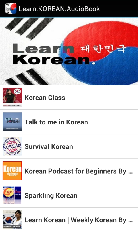 [Audiobook] Learn Korean: Survival Phrases Korean