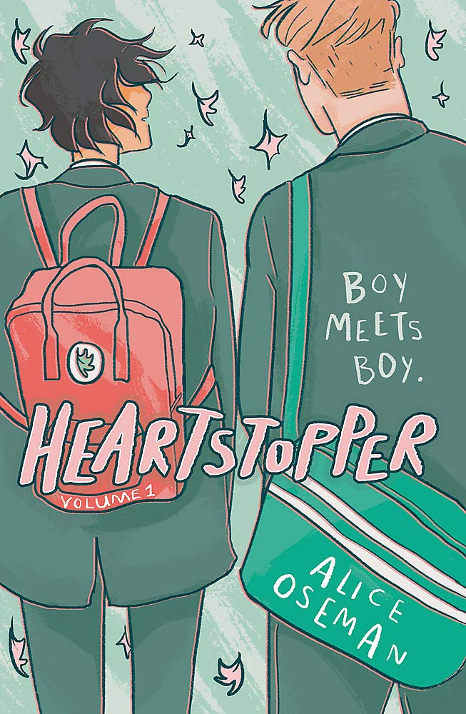 Amazon.com: Heartstopper Volume One (9781444951387): Oseman, Alice ...