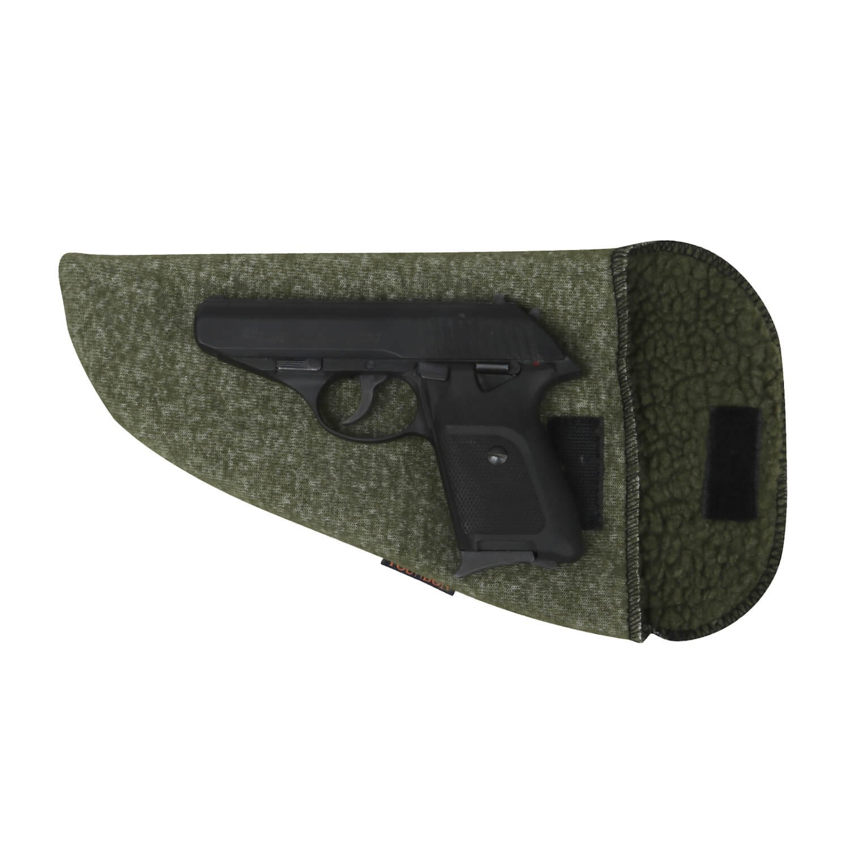 Tourbon In Silicone Trattato Pistola Pistola Calzino Manica Pistola Deposito Confezione da 3