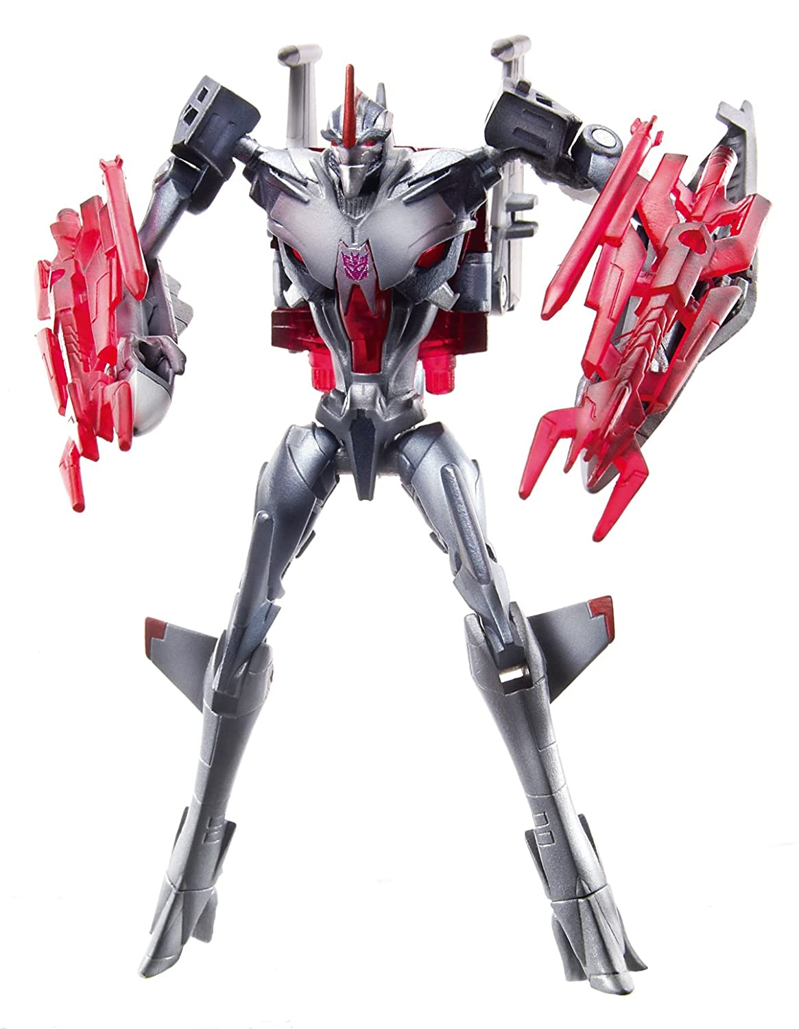 EZ-03 Transformer Prime Starscream (PVC Figure) Takaratomy [JAPAN] (japan import)