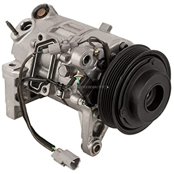 Reman AC Compressor & A/C Clutch For Lexus GS300 & IS300 - BuyAutoParts  60-00822RC Remanufactured