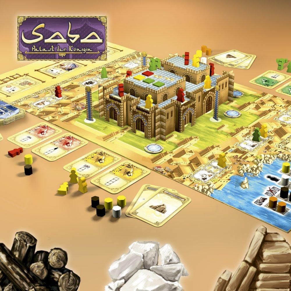 SABA - Palast der Königin