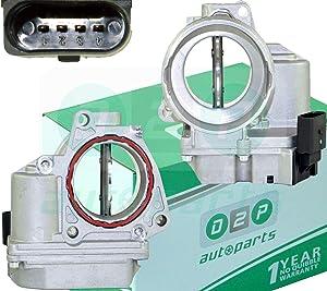 D2P 03G128061A, 03G128063J, 03G128063C, 03G1 Throttle Body