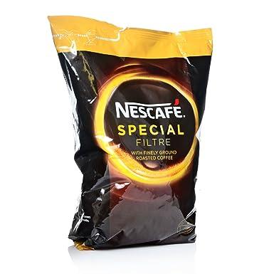 Nescafé tipo Special Filtre para Máquinas de bebidas Nestlé Professional, 12 Pack, 12 x