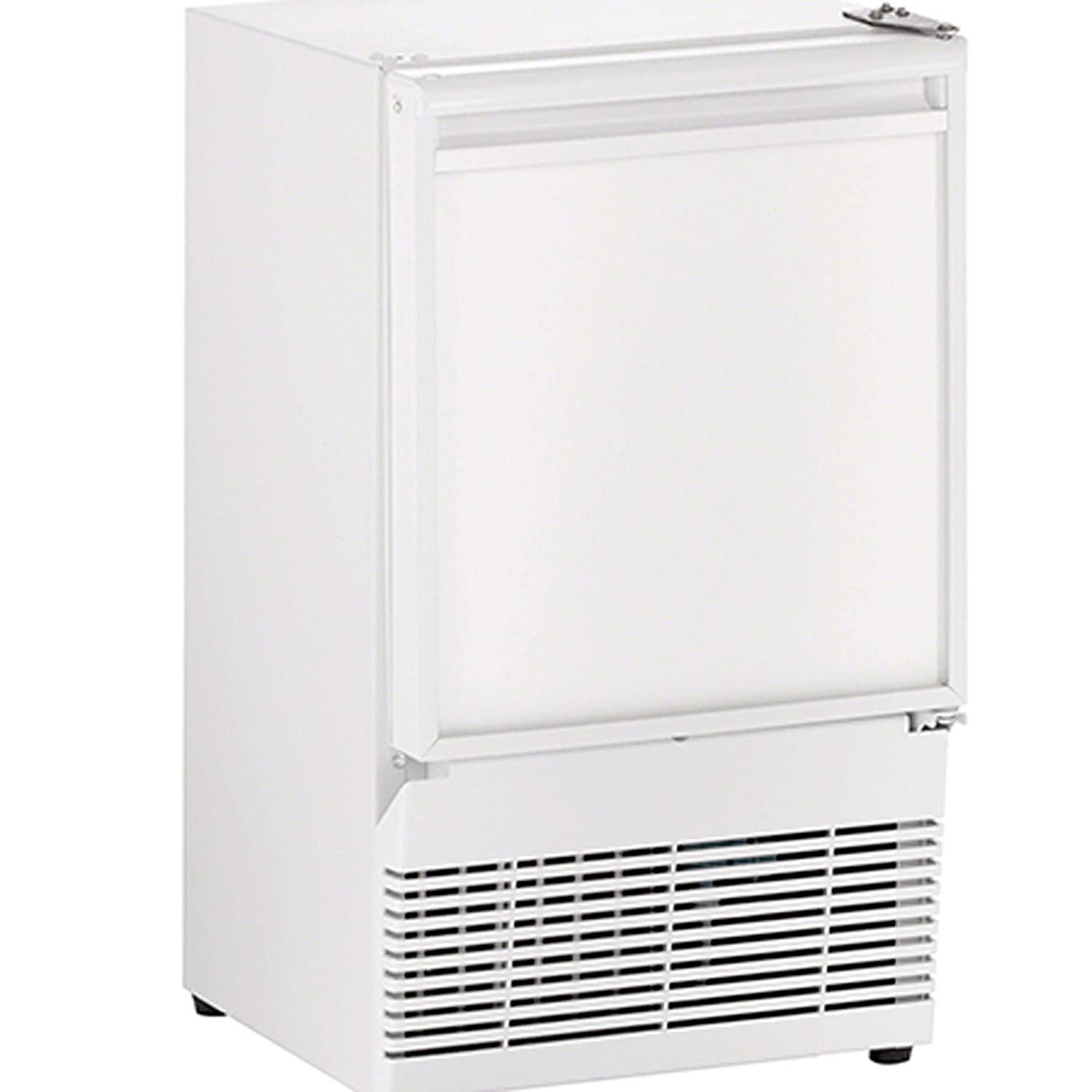 "U-Line U-BI95W-00A Ice Maker 14"" with Reversible Door Hinge White"