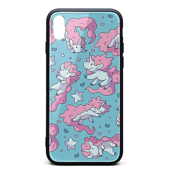Amazon Com Yuwerw Fgqq Rainbow Unicorn Wallpaper Cool Unique