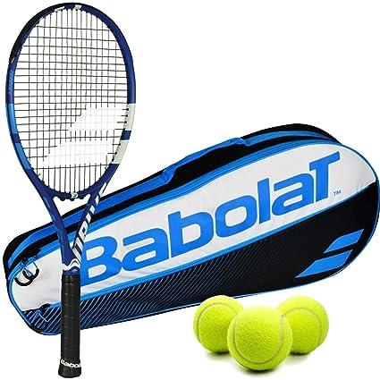 "Babolat Drive Game (Drive G) Tennis Racquet (4"" Grip) Kit or"