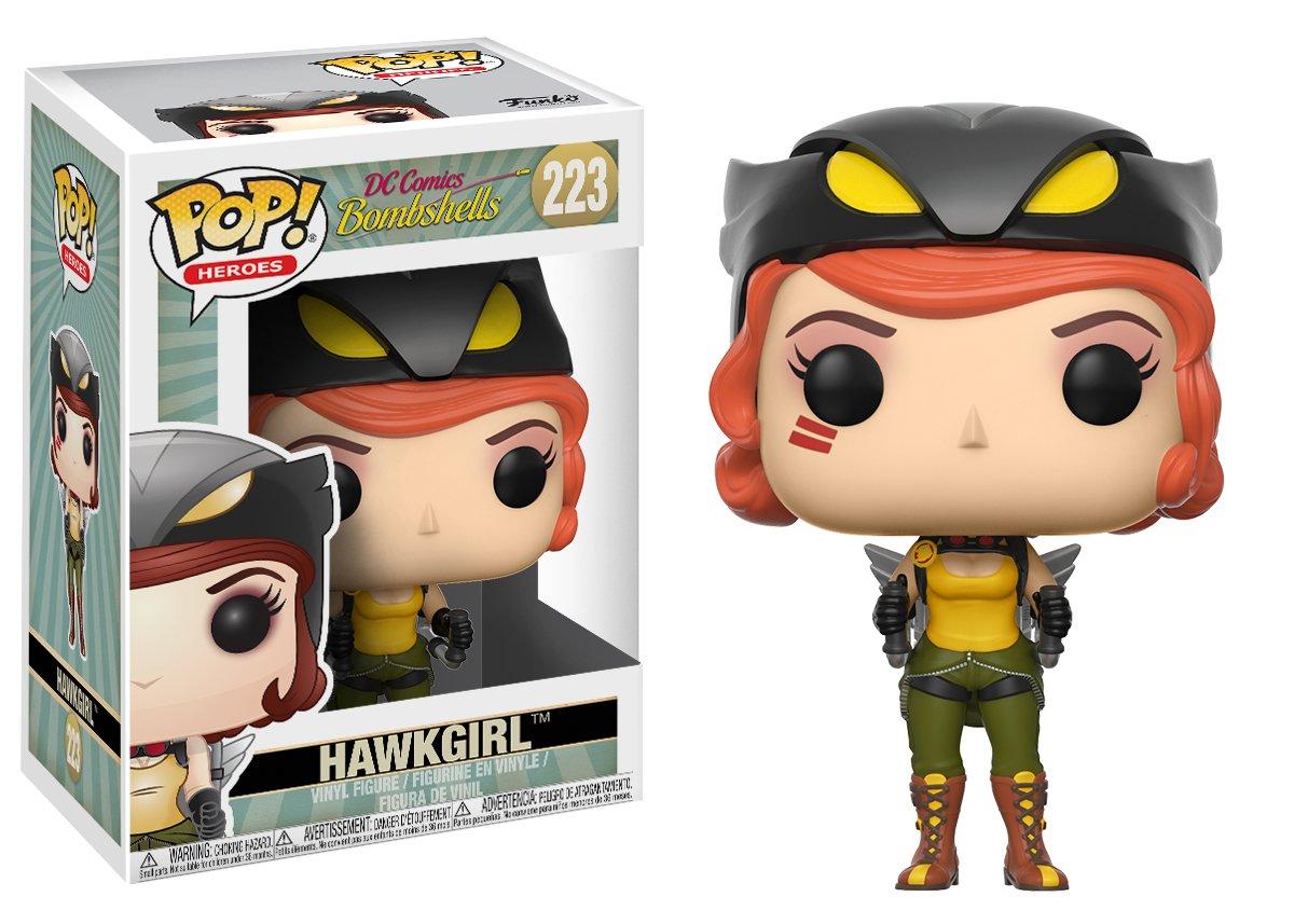 Funko Pop! DC Bombshells W2 - Hawkgirl