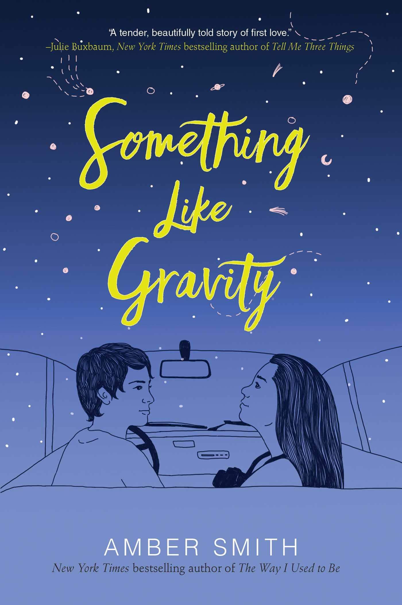 somethin like gravity