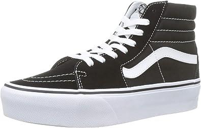 Vans Sk8 hi Reissue Leather, Baskets Mixte Adulte