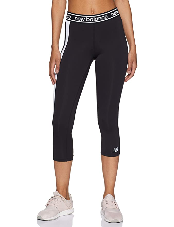 New Balance Wp91133 Pantalones Pirata, Mujer: Amazon.es: Ropa y ...