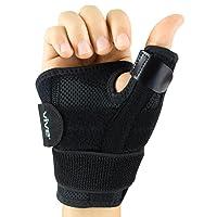 Vive Arthritis Thumb Splint - Thumb Spica Support Brace for Pain, Sprains, Strains...